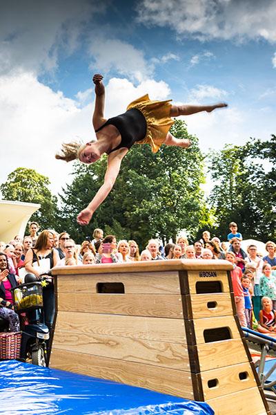 Optreden Cultureel Festival Baarn