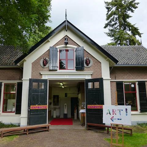 Kunsthuis Baarn | Het Koetshuis