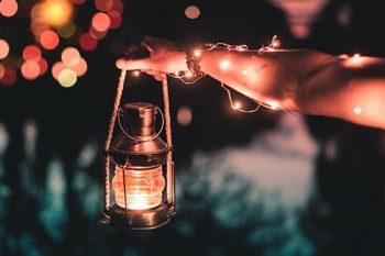 Lampionnenoptocht