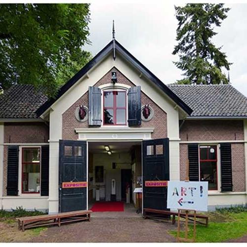 Kunsthuis Baarn / Het Koetshuis