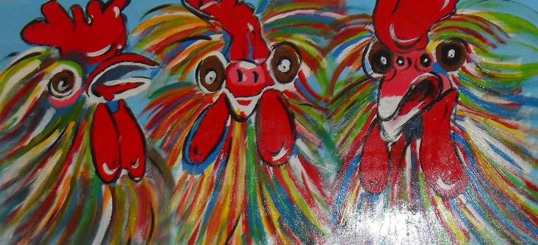 Sacco kunstschilder